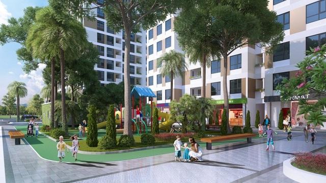 Mở bán dự án Valencia Garden với giá chỉ từ 1,2 tỷ đồng/căn.