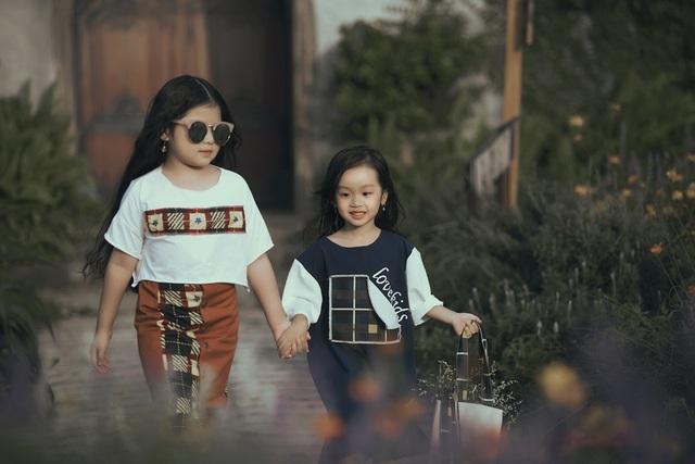 Mẫu nhí biến hóa đa dạng tại tuần lễ thời trang trẻ em Việt Nam - Ảnh 9.