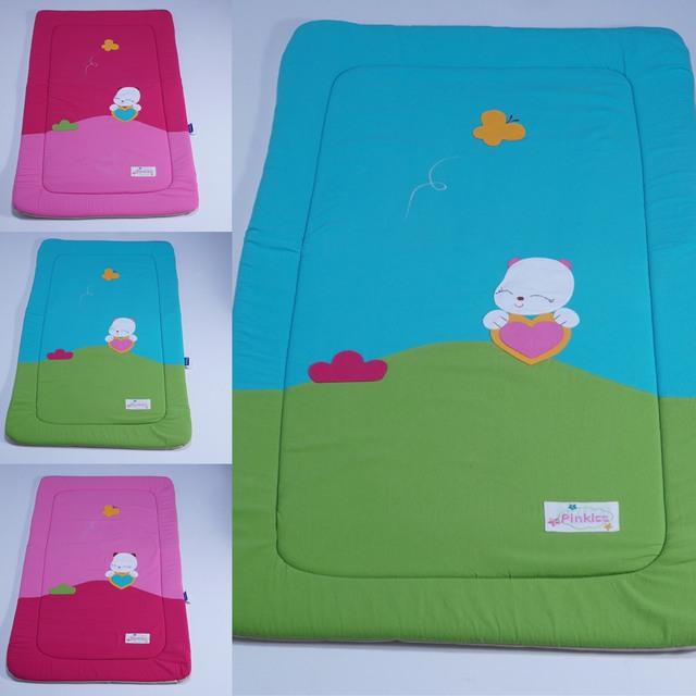 Nâng niu giấc ngủ của bé với bộ chăn ga gối Pinkiss dịu nhẹ và thoáng mát - Ảnh 5.