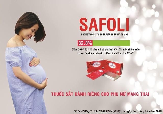 Sao Việt mang bầu mách nhau dùng loại thuốc sắt này, da dẻ trơn láng mịn màng, không lo bị nóng - Ảnh 3.