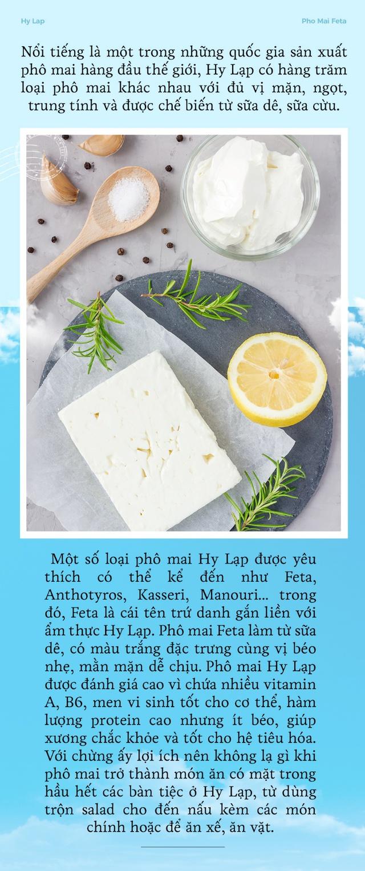 Giải mã nguồn dinh dưỡng dồi dào trong ẩm thực Hy Lạp - Ảnh 2.