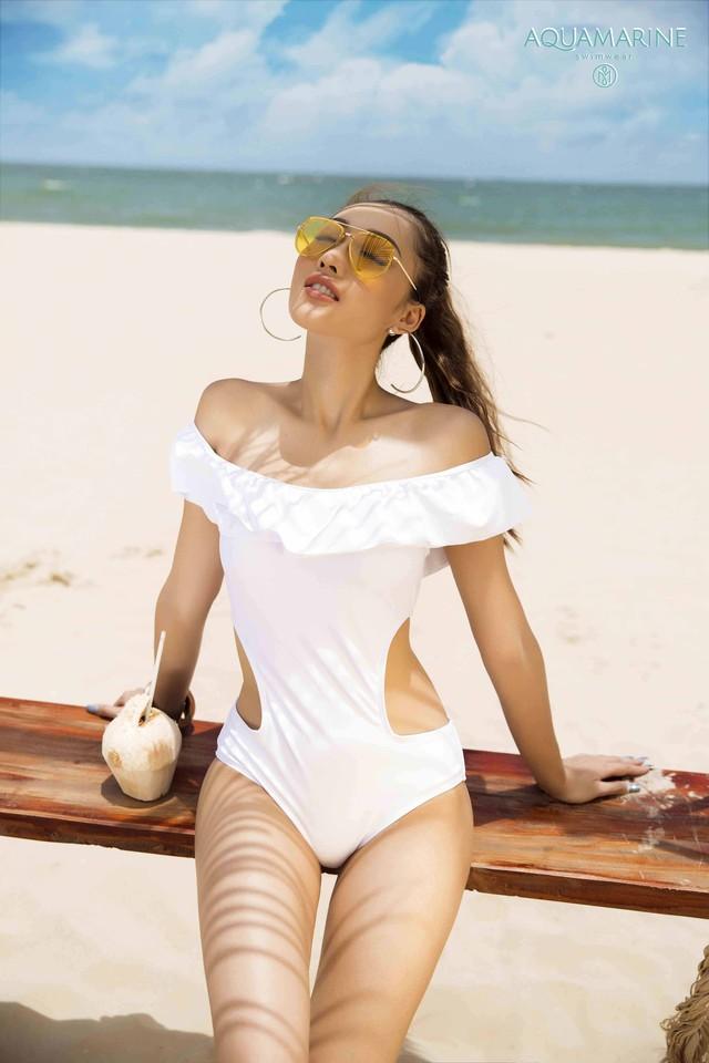 Aquamarine vào hè đâu chỉ đơn giản là áo tắm - Ảnh 3.