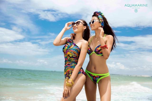 Aquamarine vào hè đâu chỉ đơn giản là áo tắm - Ảnh 5.