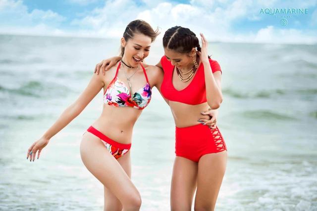 Aquamarine vào hè đâu chỉ đơn giản là áo tắm - Ảnh 6.