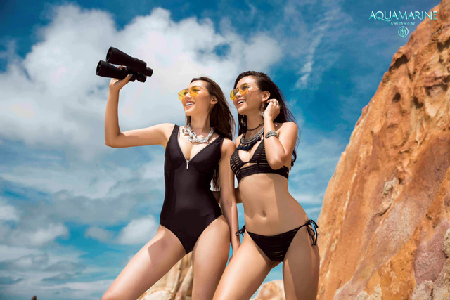 Aquamarine vào hè đâu chỉ đơn giản là áo tắm - Ảnh 8.