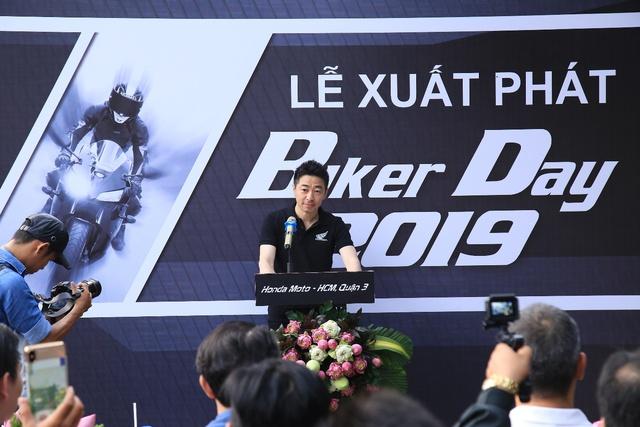 Honda Việt Nam tổ chức Ngày hội trải nghiệm xe mô tô - Biker Day cho gần 200 khách hàng trên toàn quốc - Ảnh 2.