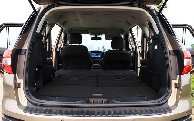 Hai CEO kinh doanh vận tải đánh giá SUV 7 chỗ Ford Everest Ambiente AT - Ảnh 4.