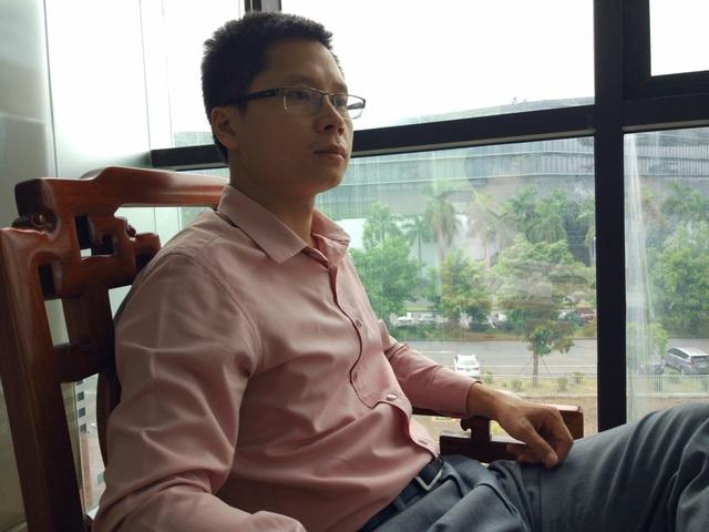 """Ông Nguyễn Đức Tài cho biết """"Ngôi nhà """"Chủ nói- nhà nghe"""" chính thức ra mắt vào ngày 16/8/2017 tại khách sạn Daewoo""""."""