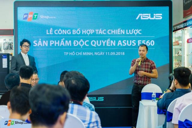 FPT Shop lên kệ độc quyền laptop gaming Asus F560 - ảnh 1