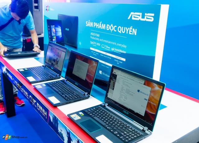 FPT Shop lên kệ độc quyền laptop gaming Asus F560 - ảnh 2