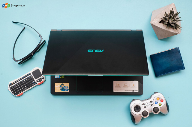 FPT Shop lên kệ độc quyền laptop gaming Asus F560 - ảnh 4