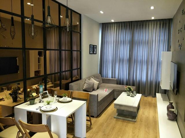 Nội thất thực ở nội khu căn hộ chung cư Saigon Gateway – ngoài công dụng sinh hoạt chung còn cung cấp các nhu cầu khác về vui chơi, nghỉ ngơi và làm việc.