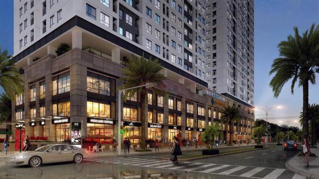 nhà phố thông tầng ICID Complex có đến vẻ đẹp thiết kế năng động và tân tiến.