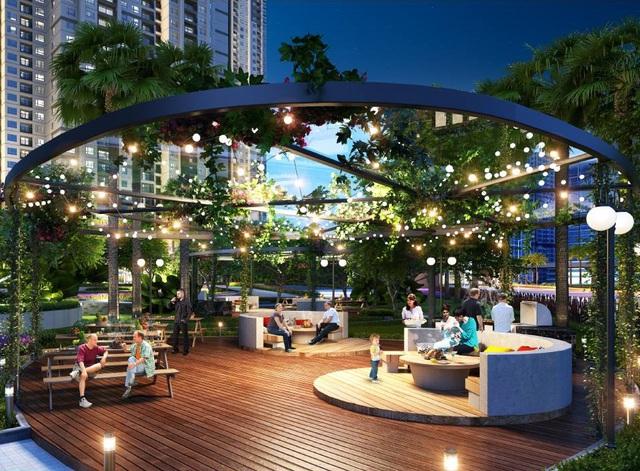D.Capitale: Dự án bất động sản được khách nước ngoài yêu thích.
