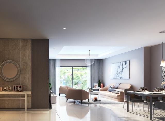 Đầu tư căn hộ chung cư cấp cao D'.Capitale cho người nước ngoài thuê đem đến thời cơ sinh lời ổn định cho nhà đầu tư.