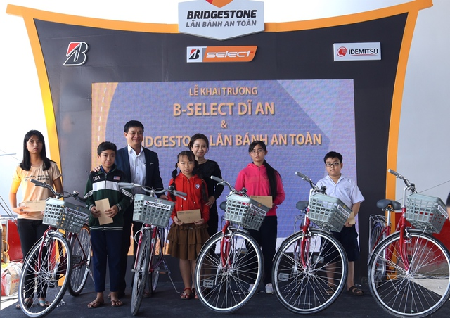 B-select Dĩ An – điểm nổi bật mới của Bridgestone ở phân khúc miền Nam - Ảnh 2.