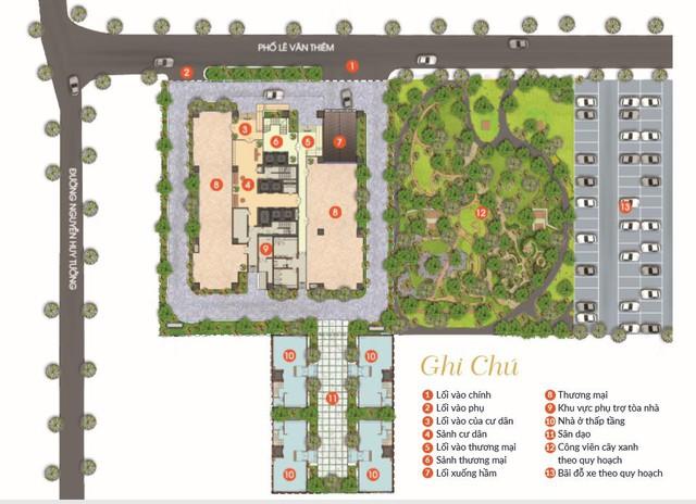 Bohemia Residence - dự án nổi bật từ thiết kế đến quy hoạch - Ảnh 1.