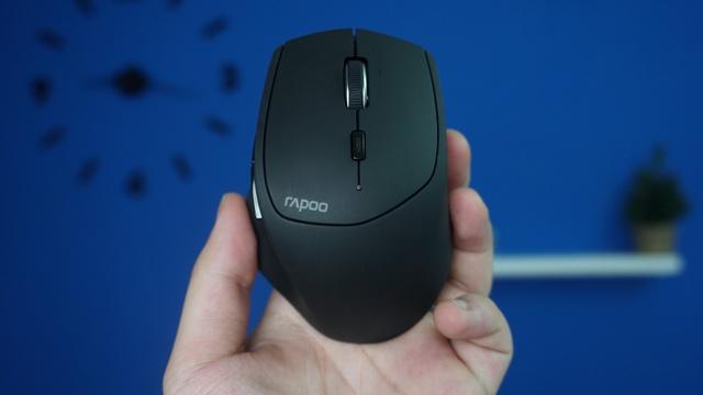 Rapoo giới thiệu chuột không dây MT550 khiến người dùng khó tính nhất cũng phải khoái - Ảnh 3.