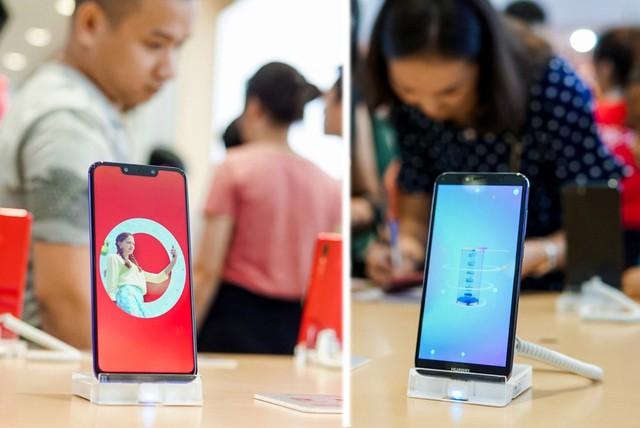 Cửa hàng trải nghiệm đầu tiên của Huawei đã có mặt ở Hà Nội: Mate RS Porsche Design, Matebook X Pro và hơn thế nữa… - Ảnh 1.