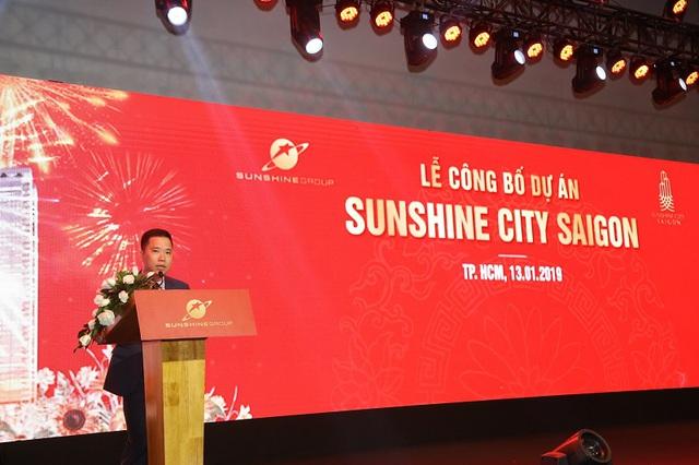 Gần 2.000 khách hàng chen chân tham dự Lễ công bố dự án Sunshine City Sài Gòn - Ảnh 3.