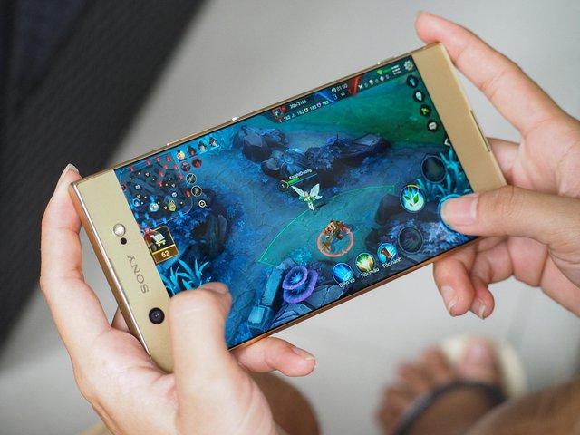 Sony Xperia XA1 Ultra - Chiếc điện thoại đáng mong đợi với camera 23 MP - Ảnh 2.