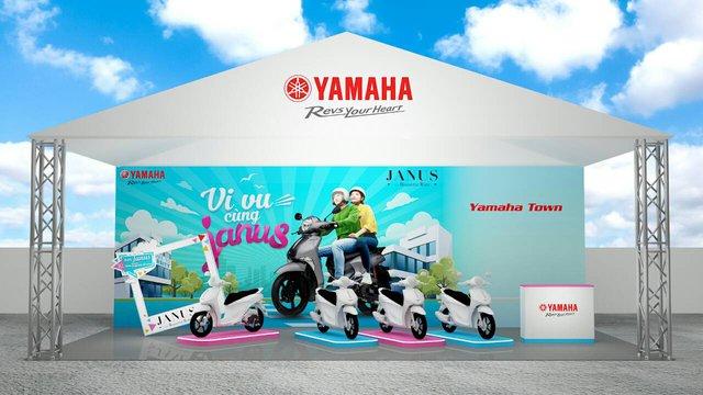 Isaac và Chi Pu đồng hành cùng chuỗi sự kiện Yamaha vòng quanh các trường đại học - Ảnh 3.