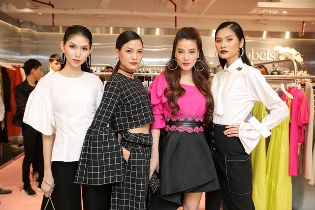 Hội con nhà giàu và những cô nàng sành điệu nhất Sài Gòn mặc gì? - Ảnh 10.