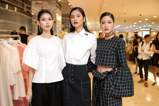 Hội con nhà giàu và những cô nàng sành điệu nhất Sài Gòn mặc gì? - Ảnh 14.