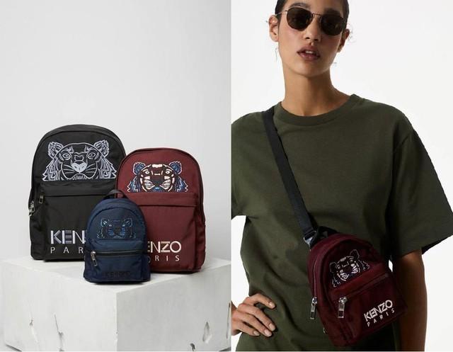 Bay bổng với BST thu đông đầy màu sắc từ thương hiệuKenzo - Ảnh 8.
