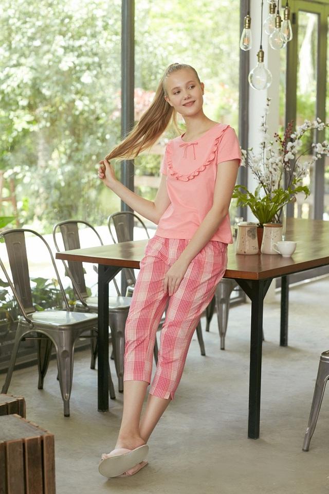 VINCY gợi ý xu hướng thời trang mặc nhà mùa Thu - Đông - Ảnh 1.