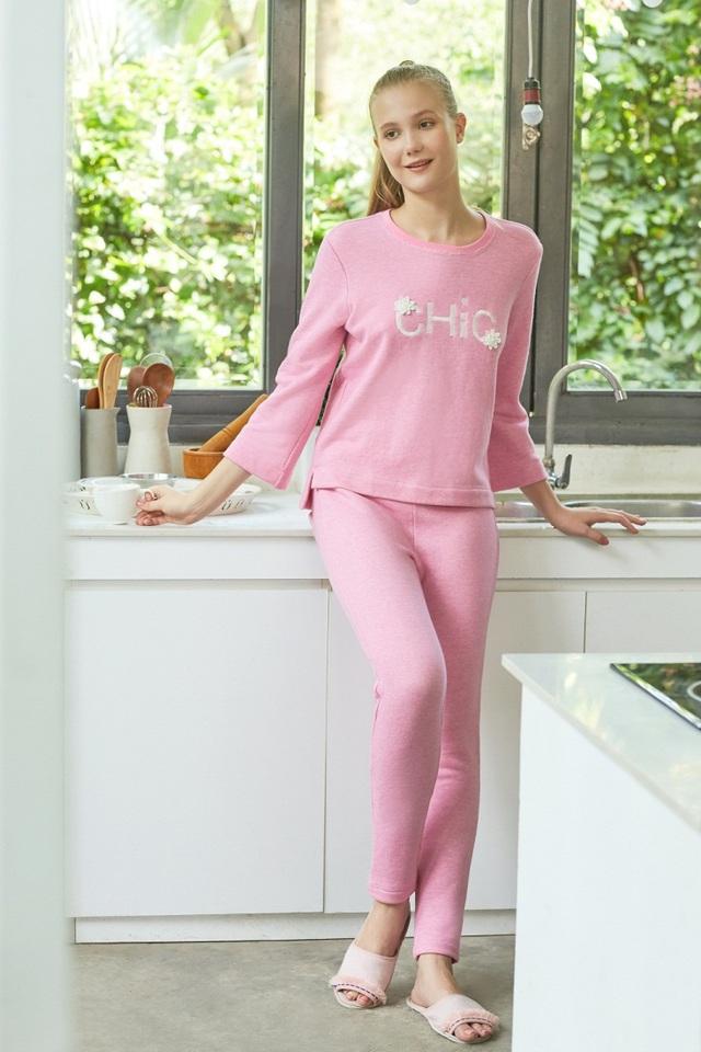 VINCY gợi ý xu hướng thời trang mặc nhà mùa Thu - Đông - Ảnh 7.