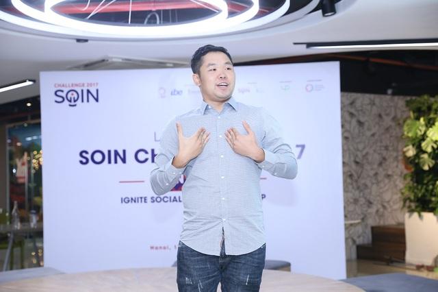 SOIN Challenge 2017 dành cho giới trẻ thích khởi nghiệp - Ảnh 3.
