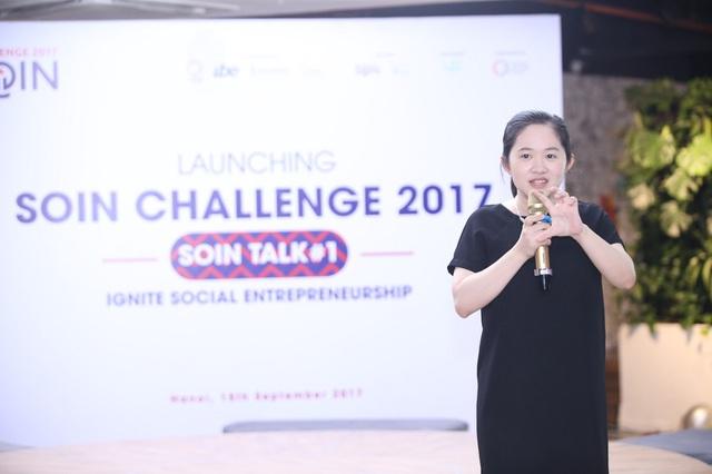 SOIN Challenge 2017 dành cho giới trẻ thích khởi nghiệp - Ảnh 5.