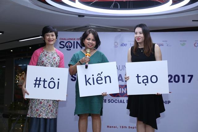 SOIN Challenge 2017 dành cho giới trẻ thích khởi nghiệp - Ảnh 7.