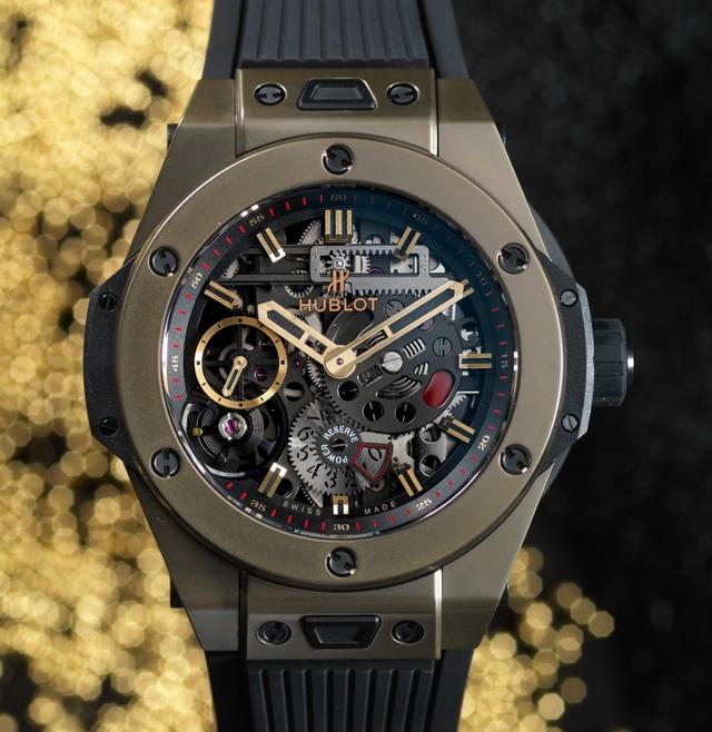 Thương hiệu đồng hồ Hublot chính thức đến Việt Nam - Ảnh 5.