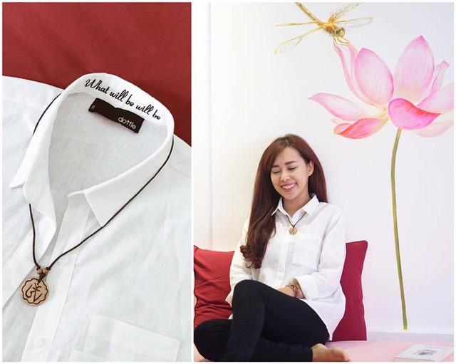 Chiếc áo gây sốt đầu thu - Chemise trắng - Ảnh 15.