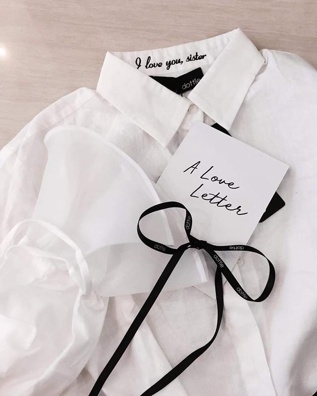 Chiếc áo gây sốt đầu thu - Chemise trắng - Ảnh 19.