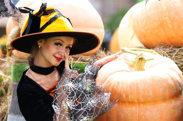Lạc vào thế giới hắc ám vui nhộn tại Sun World Ba Na Hills mùa Halloween - Ảnh 5.