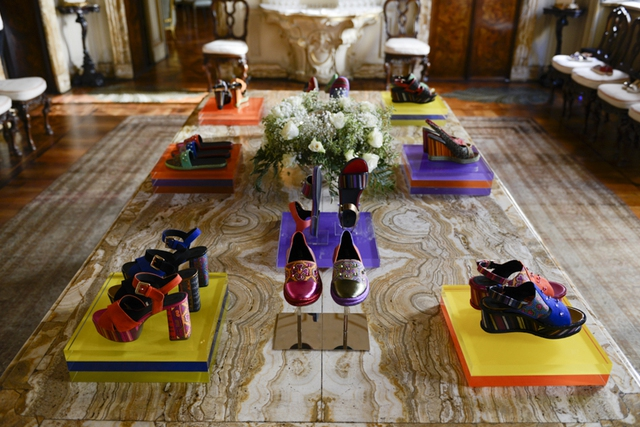 """Ông hoàng thiết kế của Marc Jacobs, Louis Vuitton, Fendi trình làng BST: """"Geox thời trang và di sản"""" - Ảnh 3."""