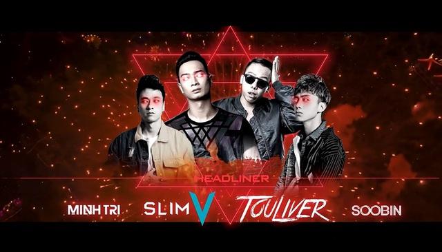 """Hoàng Touliver, SlimV, Soobin Hoàng Sơn sẽ cùng """"đại náo"""" lễ hội Red Halloween - Ảnh 1."""