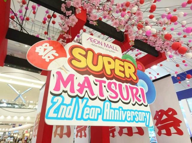 Bật mí đại lễ hội hoành tráng mừng sinh nhật Aeon Mall Long Biên - Ảnh 1.