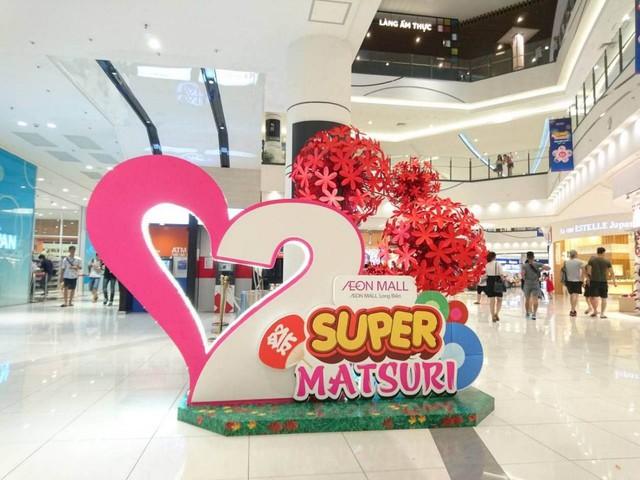 Bật mí đại lễ hội hoành tráng mừng sinh nhật Aeon Mall Long Biên - Ảnh 2.