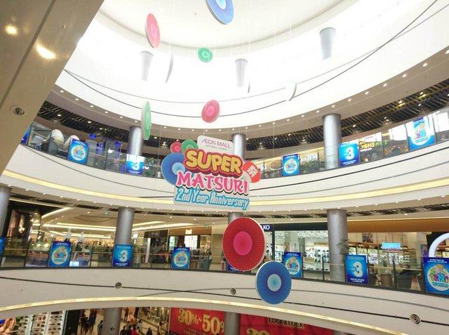 Bật mí đại lễ hội hoành tráng mừng sinh nhật Aeon Mall Long Biên - Ảnh 3.