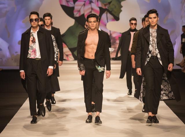 Smart casual tiếp tục áp đảo phong cách thời trang nam Thu Đông 2017 - Ảnh 1.