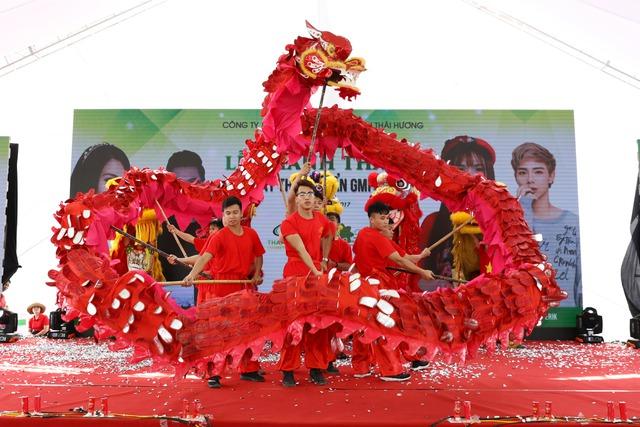 Sao V-Pop hội tụ trong sự kiện của mỹ phẩm thiên nhiên Linh Hương - Ảnh 5.