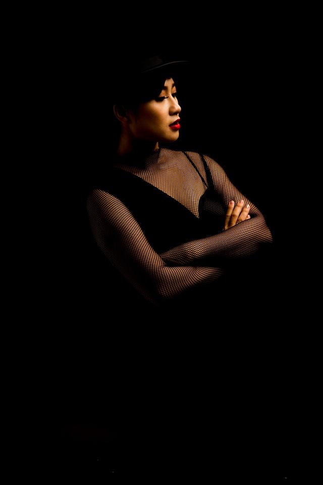 Sau nhạc phim Sống chung với mẹ chồng, Khánh Linh tái xuất với album Ngài cực mới lạ - Ảnh 3.