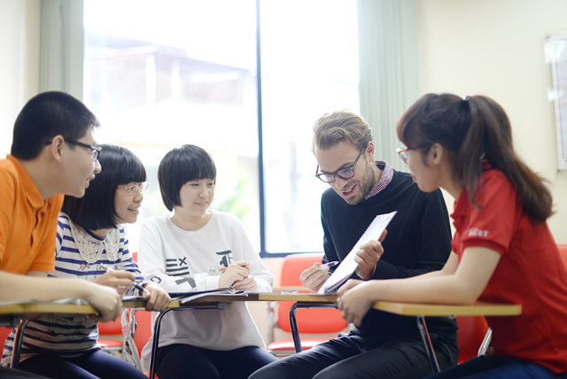 Học tiếng Anh để du học thành công - Ảnh 2.