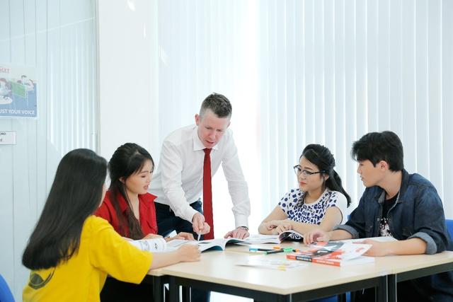 Học tiếng Anh để du học thành công - Ảnh 3.