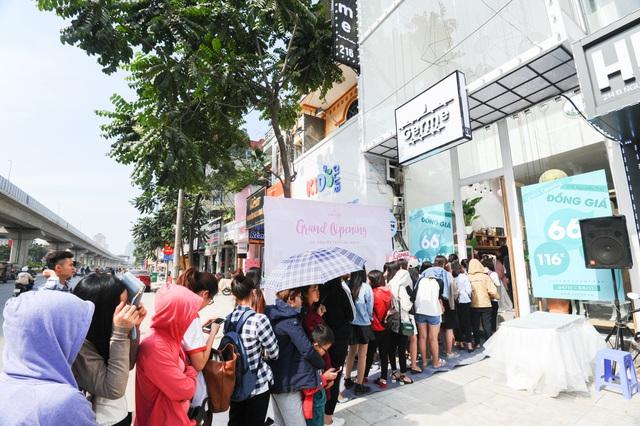 Germe tưng bừng khai trương không gian mua sắm siêu hot tại quận Hà Đông - Ảnh 5.