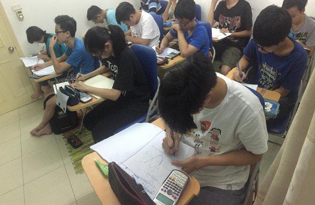 Thầy Thế Anh  - Thầy giáo giúp học sinh yêu thích môn Toán - Ảnh 3.